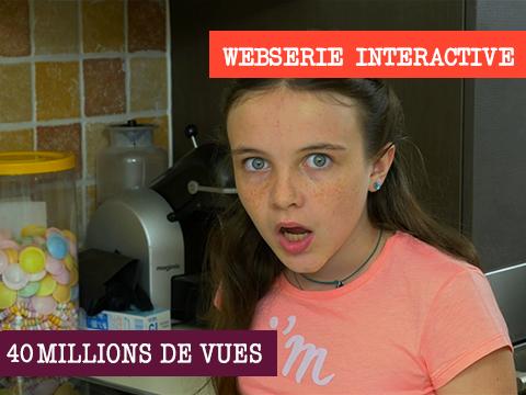 LA WEBSERIE JEUNESSE aux 50 Millions de vues «LES TACTIQUES D'EMMA» – GULLI