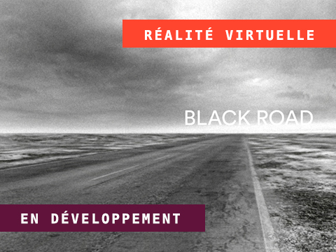 BLACK ROAD - THRILLER VR