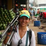 NOMINATION : HELENE SEINGIER PREND LA REDACTION EN CHEF DU RESEAU DE JEUNES REPORTERS «LES HAUT-PARLEURS»