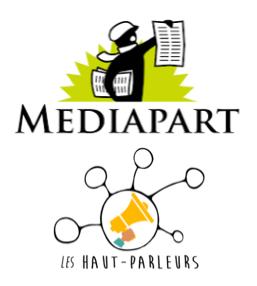 VIDÉOS : LES HAUT-PARLEURS A LA UNE DE MEDIAPART cet été