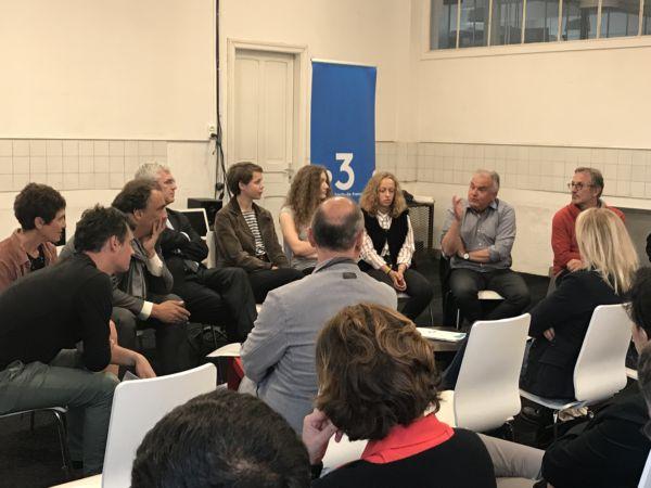 LE MEDIA LES HAUT-PARLEURS JOUE LOCAL AVEC L'AUDIOVISUEL PUBLIC : FRANCE3 HAUTS-DE-FRANCE VA DIFFUSER LES VIDEOS DES JEUNES DE LILLE/ROUBAIX