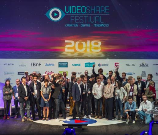 Les Haut-Parleurs gagnent le Grand Prix du festival vidéoshare à la Baule