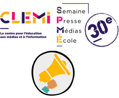 Le média «Les Haut-Parleurs», ressource du CLEMI pour les 30 ans de la Semaine de la presse et des médias dans l'École