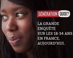 Zoom sur l'enquête intéractive «Génération quoi» – Chronique France Info du 28 février 2014