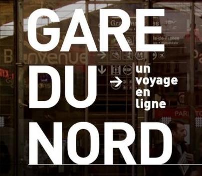 «LA GARE DU NORD», une immersion dans la gare – Chronique France Info du 5 septembre 2013