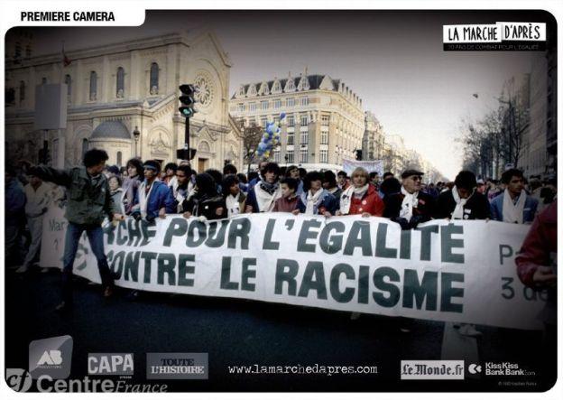 «La marché d'après», 30 ans de combat pour l'égalité – Chronique France Info du 5 Décembre 2013