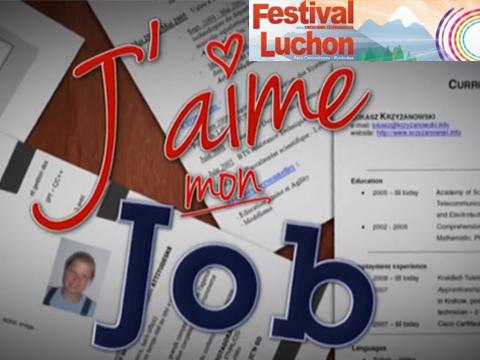 J'AIME MON JOB – BEST WEBFICTION LUCHON FESTIVAL 2014
