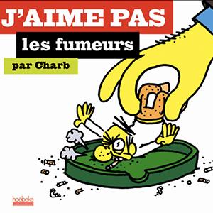 La série animée THE EVENING CIGARETTE aurait-elle plu à Charb ?