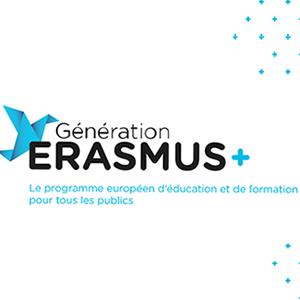 Lancement de la campagne ERASMUS+ : une websérie et des infos pratiques