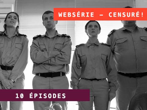 CENSURÉ! – série libanaise