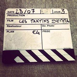 Les tactics d'Emma : début du tournage !
