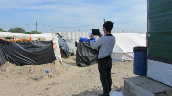 Les Haut-Parleurs donnent la parole à des enfants réfugiés avec UNICEF France