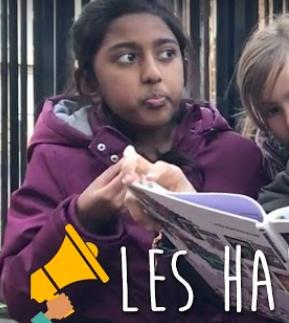 Nous les enfants des quartiers : L'UNICEF a fait appel au talent de l'agence de jeunes reporters LES HAUT-PARLEURS