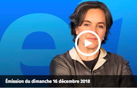 Europe1, interview de sophie Larmoyer – série «Résiste» avec Hanane Guendil et Claire Leproust #droitshumains #Chaillot