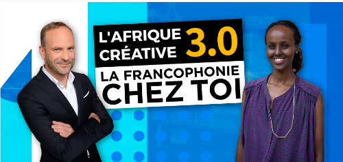 """""""L'Afrique créative 3.0"""" Les haut-Parleurs et TV5Monde sur la Tech en Afrique francophone"""
